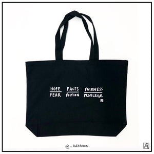 Hope Over Fear Tote