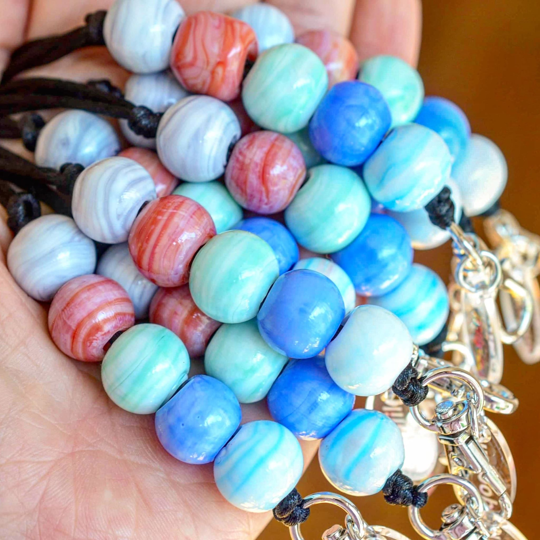 DESERT SKY GLASS LANYARDS