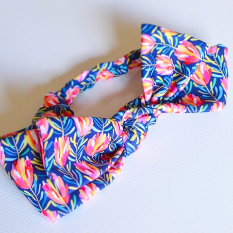 DELUXE TEACHER HEADBAND - PROTEA