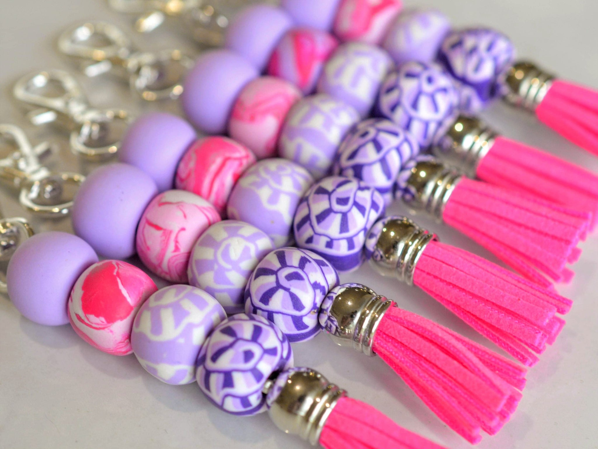 PLUM KEYRINGS