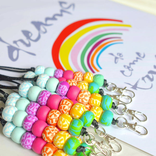 ORIGINAL RAINBOW LANYARDS