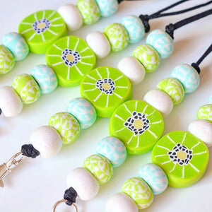 KIWI FRUIT LANYARDS