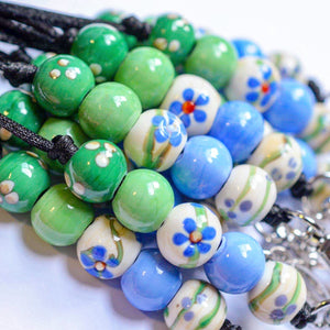 SPRING GLASS LANYARDS