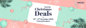 Christmas Sales (23th - 27th December 2020)