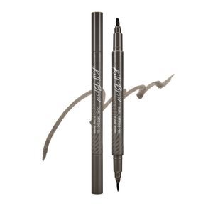 CLIO Kill Brow Dual Tattoo Pen Set [3 Colors to Choose]