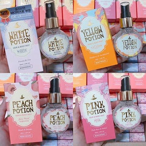 BODYHOLIC HAIR & BODY MIST PEACH POTION