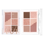 Load image into Gallery viewer, CLIO Pro Eye Palette Mini #02 ROSY HAZE [EXP: 03/2024]