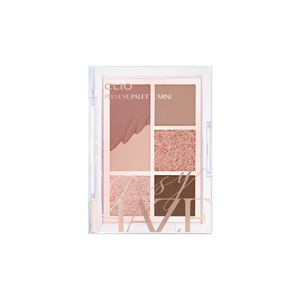 CLIO Pro Eye Palette Mini #02 ROSY HAZE [EXP: 03/2024]