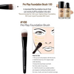 Load image into Gallery viewer, CLIO Pro Play Foundation Brush 100