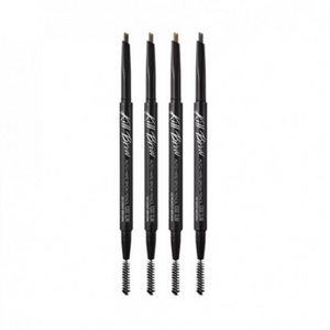 CLIO Kill Brow Auto Hard Brow Pencil Edge Slim [4 Colors to Choose]