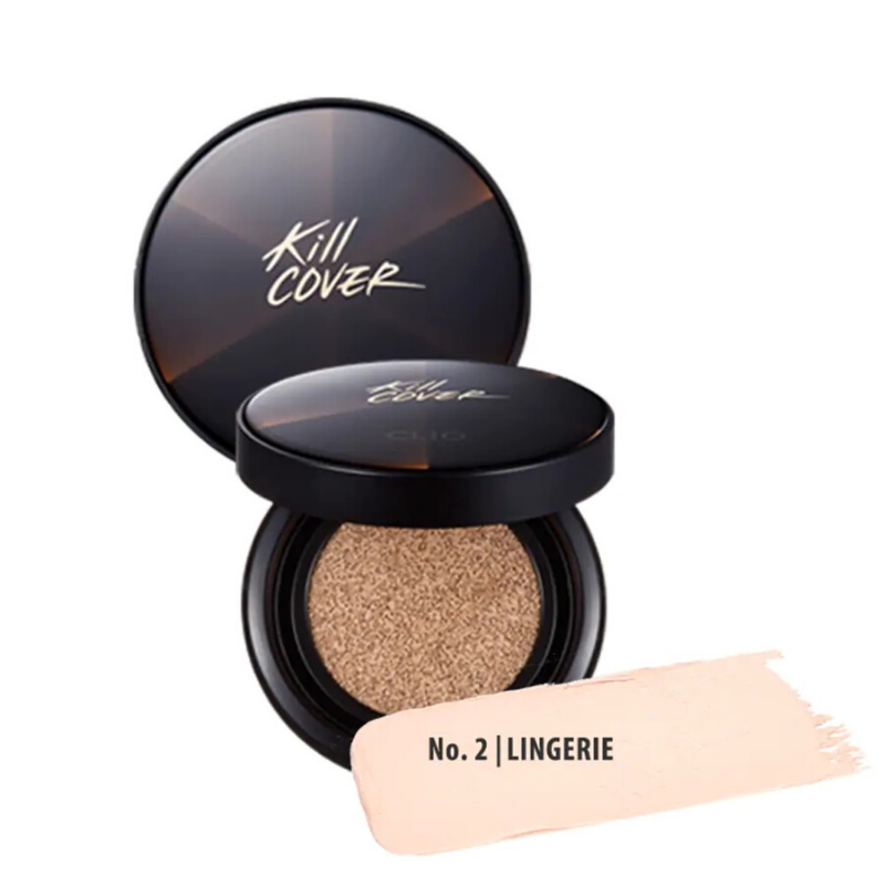 CLIO Kill Cover Conceal Cushion With Refill (19AD) [4 Shades to Choose]