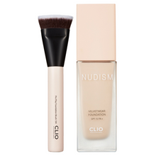 Load image into Gallery viewer, [BEST BUY] CLIO Nudism Velvetwear Foundation Set [4 Shades to Choose]