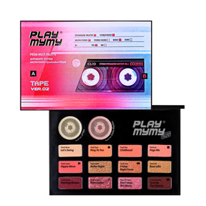 [BEST BUY] CLIO Prism Multi Palette (MYMY) [2 Colors to Choose]