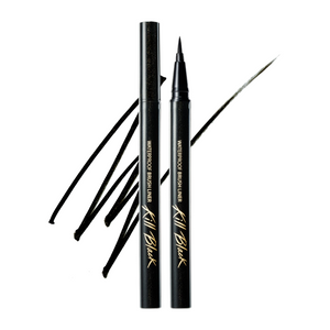 CLIO Waterproof Brush Liner Kill Black & Kill Brown Original Set [2 Colors to Choose]