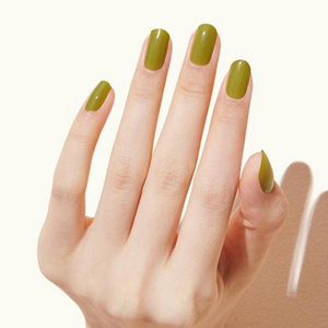 DASHING DIVA Gloss My Color Mani Apple Green GC46