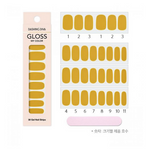 Load image into Gallery viewer, DASHING DIVA Gloss My Color Mani Mustard GC45