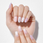 Load image into Gallery viewer, DASHING DIVA Magic Press Glow up Long Oval Mani  Lavender Dew MDR965OL