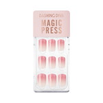Load image into Gallery viewer, DASHING DIVA Magic Press Gradation Mani Pink Gradation MWK050
