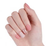 Load image into Gallery viewer, DASHING DIVA Magic Press Mani Cashere Rose MDR213
