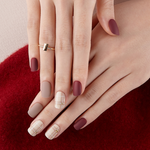 Load image into Gallery viewer, DASHING DIVA Magic Press Mani Cashmere Mauve MDR498 (Fall)