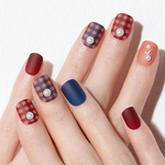 Load image into Gallery viewer, DASHING DIVA Magic Press Autumn Closet Short Mani Benee MDR799SS
