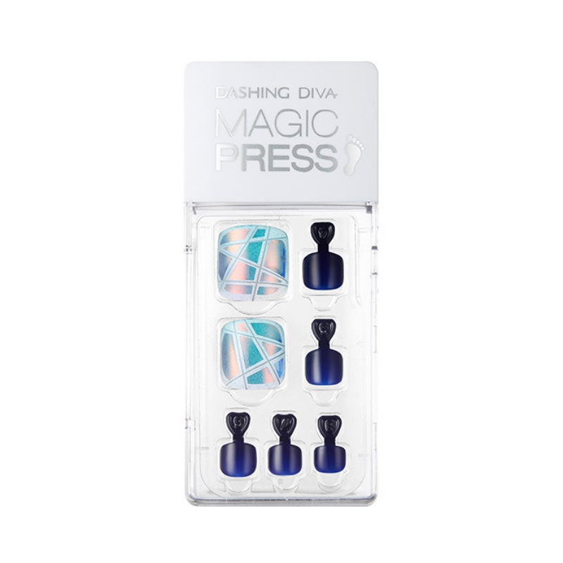 [BEST BUY] DASHING DIVA Magic Press Pedi Disco Prism MDR373P