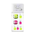 Load image into Gallery viewer, [BEST BUY] DASHING DIVA Magic Press Pedi Neon Road MDR195P