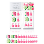 Load image into Gallery viewer, [BEST BUY] DASHING DIVA Magic Press Pedi Yummy Fruits MDR370P