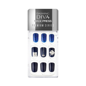 DASHING DIVA Magic Press Premium Series Mani My Mystic MDR256PR