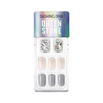 Load image into Gallery viewer, DASHING DIVA Magic Press Queen Stone Glitter Bomb Mani Falling Shine MDR859PR