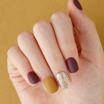 Load image into Gallery viewer, DASHING DIVA Magic Press Short Mani Burgundy Shine MDR586SS (GLAM MOVE)