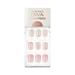 Load image into Gallery viewer, DASHING DIVA Magic Press Short Mani Pink Latte MDR449SS