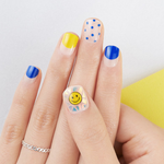 Load image into Gallery viewer, [BEST BUY] DASHING DIVA Magic Press Short Mani Popping Smile MDR442SS