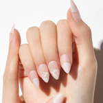 Load image into Gallery viewer, DASHING DIVA Magic Press Stiletto Mani Cream Marble MDR722ST