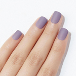 Load image into Gallery viewer, DASHING DIVA Magic Press Tone Up Short Mani Deep Lavender MDR792SS