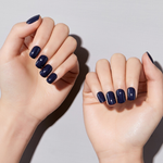 Load image into Gallery viewer, DASHING DIVA Magic Press Tone Up Mani Evening Blue MDR744