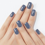 Load image into Gallery viewer, DASHING DIVA Magic Press Tone Up Mani Steel Blue MDR796