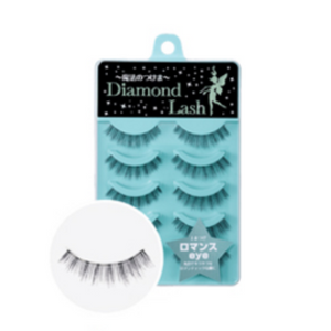 DIAMOND LASH False Eyelashes Little Wink Series [6 Design to Choose]