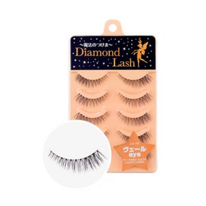 DIAMOND LASH False Eyelashes Nudy Sweet Series (Defect Packaging) [8 Design to Choose]