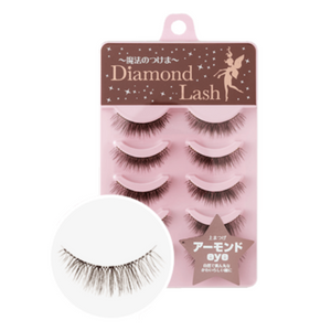 DIAMOND LASH False Eyelashes Rich Brown Series (Defect Packaging) [6 Design to Choose]