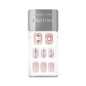 [BEST BUY] DASHING DIVA Magic Press Big Stone Mani Hestia MDR404PR