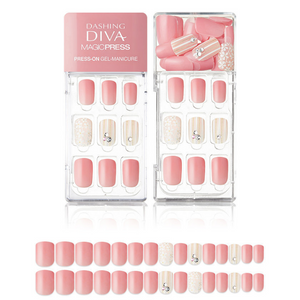 Dashing Diva Magic Press Mani Feminine Dress MDR132