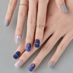 Load image into Gallery viewer, DASHING DIVA Magic Press Mani Preppy Look MDR496 (Fall)