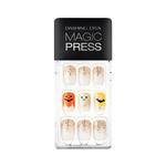 Load image into Gallery viewer, DASHING DIVA Magic Press Mani Scary Movie MJP082 (Halloween Collection)
