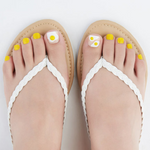 Load image into Gallery viewer, DASHING DIVA Magic Press Pedi Big Sunny Side Up MDR384P