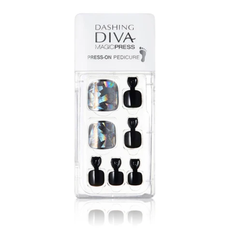 DASHING DIVA Magic Press Pedi Reflection MDR003P