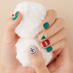 Load image into Gallery viewer, DASHING DIVA Magic Press Short Mani Dear Rudolph MDR560SS