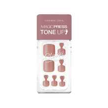 Load image into Gallery viewer, DASHING DIVA Magic Press Tone Up Pedi Salon Mousse MDR640P