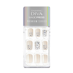 DASHING DIVA Magic Press Premium Series Mani Jewel Frame MGP014