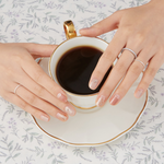 Load image into Gallery viewer, DASHING DIVA Magic Gel Strip Mani Brunch Cafe GVP166 (SOFT SHINE)